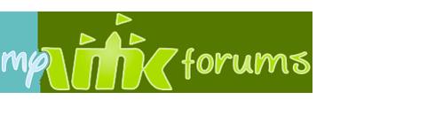 MyVMK Forums